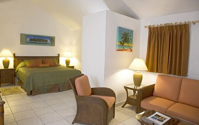 Отель THE VERANDAH RESORT SPA ANTIGUA 4* - отдых на Антигуа САН-ТУР