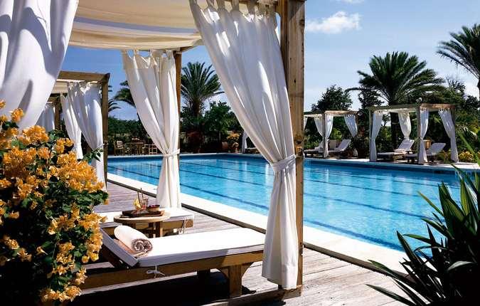 Отель Jumby Bay, A Rosewood Resort 5* отдых на Антигуа от САН-ТУР