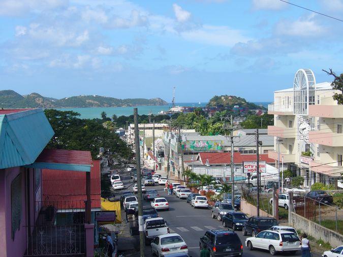 Достопримечательности на Антигуа и Барбуда