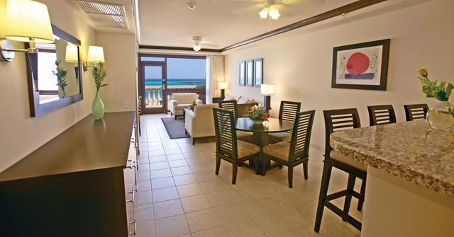 Отель BUCUTI BEACH RESORT TARA BEACH SUITES SPA 4* отдых на Аруба САН-ТУР