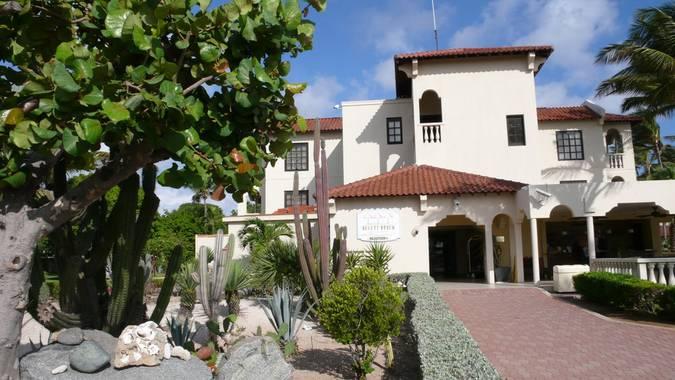 Отель BUCUTI BEACH RESORT TARA BEACH SUITES SPA 4* отдых на Аруба от САН-ТУР