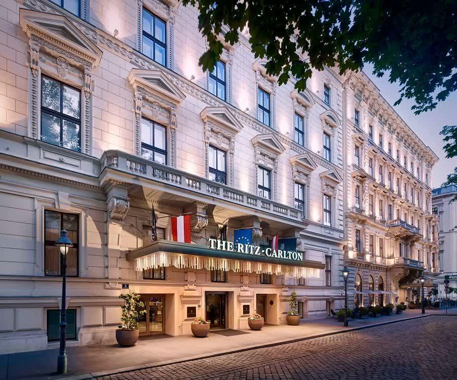 Туры в в Австрию. Отель Bristol