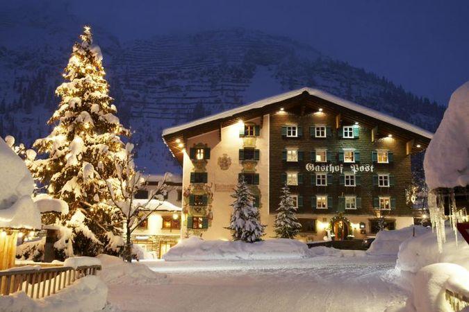 Туры в в Австрию. Отель Gasthof Post