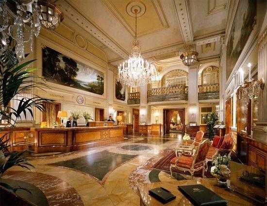Отель HOTEL IMPERIAL VIENNA 5* отдых в Австрии САНТУР