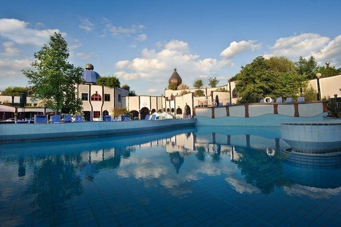 Отель ROGNER-BAD BLUMAU HOTEL, THERME SPA 4* отдых в Австрии САН-ТУР
