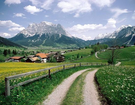 австрия достопримечательности
