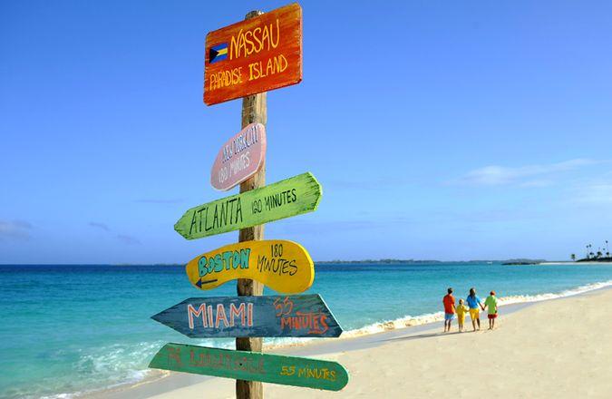 Туры на Багамы