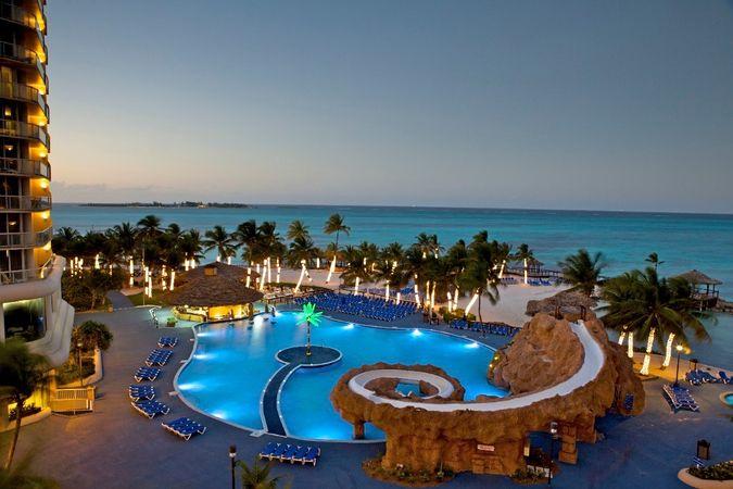 Wyndham casino resort beach casino kitts marriott res royal st
