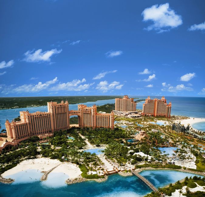 Отель ATLANTIS PARADISE ISLAND RESORT 5* отдых на Багамских островах