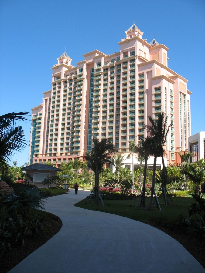 Отель ATLANTIS PARADISE ISLAND RESORT 5* отдых на Багамских островах САН-ТУР
