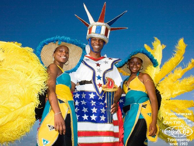 Новогодние туры на Багамские острова