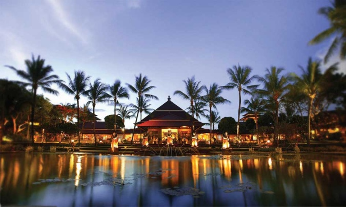 ���� �� ���� -����� INTERCONTINENTAL RESORT BALI 5*