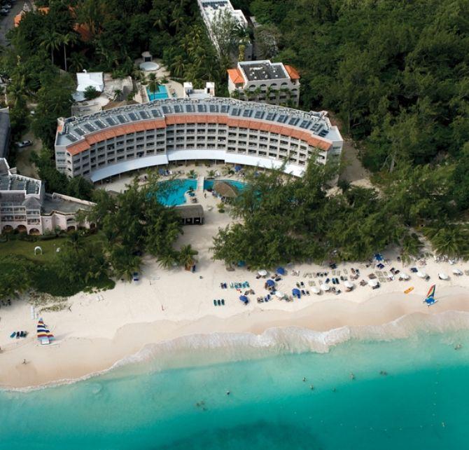 Almond Casuarina Beach Resort 4 Каталог отелей Барбадоса