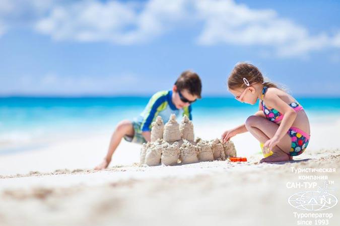 детский отдых в Испании