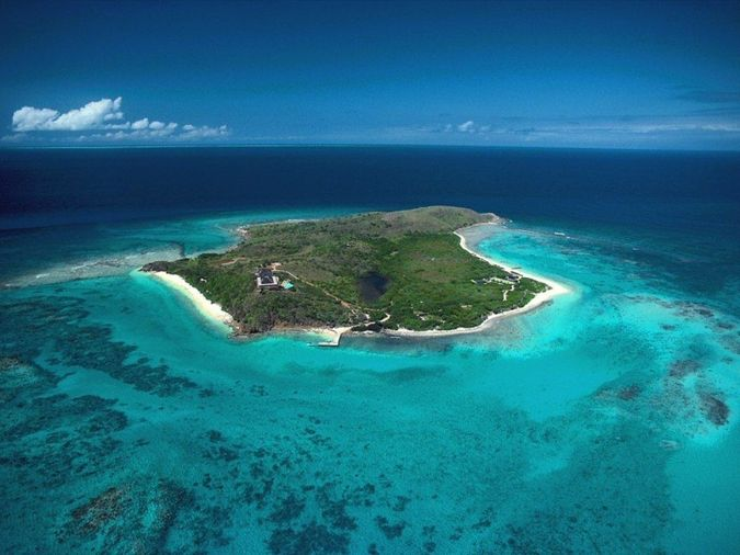 5 самых дорогих островов, которые купили знаменитости