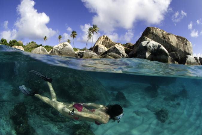 Фото Британских Виргинских островов - САН-ТУР