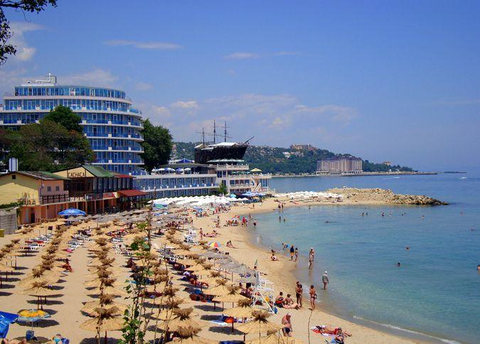 Новый облик пляжных курортов Болгарии
