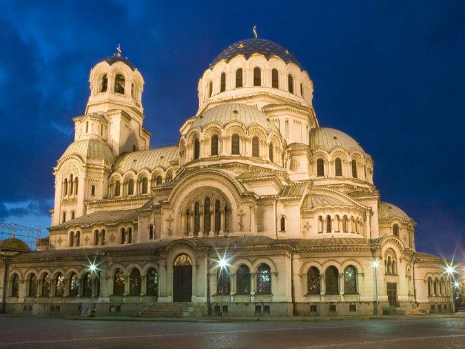 Болгария - колыбель древних монастырей и церквей