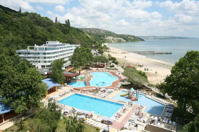 Отель Arabella Beach 4*, Отель Arabella Beach 4*, Албена