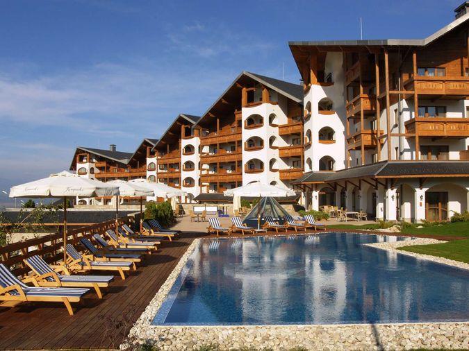 KEMPINSKI HOTEL GRAND ARENA 5* - отдых в Болгарии САН-ТУР