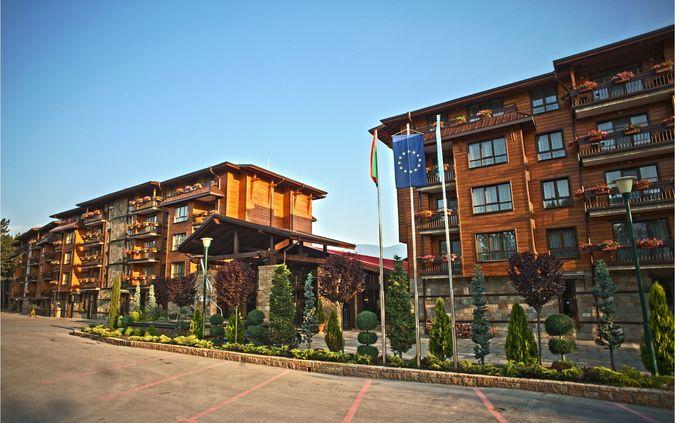 MAXI PARK HOTEL SPA 5* VELINGRAD - отдых в Болгарии САН-ТУР