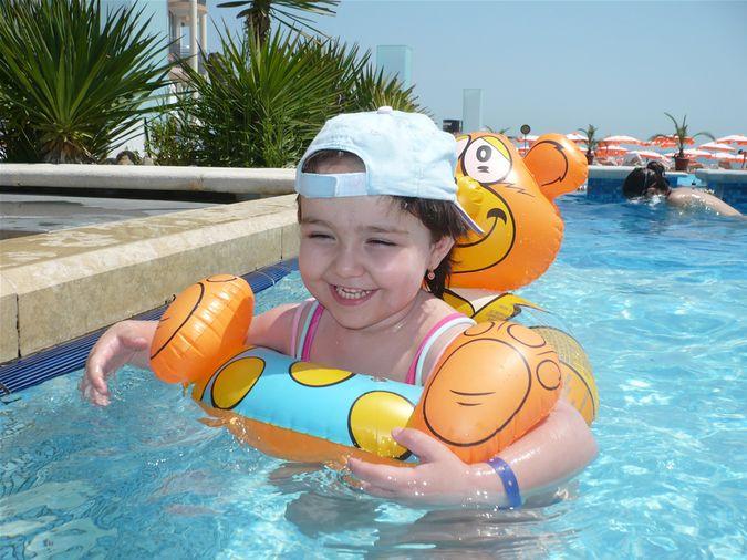 Отели для детского отдыха в Болгарии