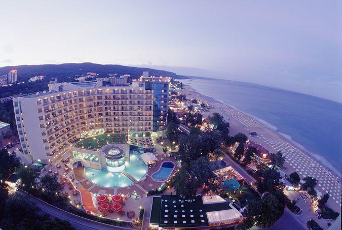 MARINA GRAND BEACH HOTEL 5* Золотые пески Болгария