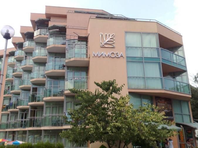 Отель мимоза болгария отзывы