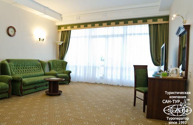 Фото отеля Palmira Palace 4* Крым