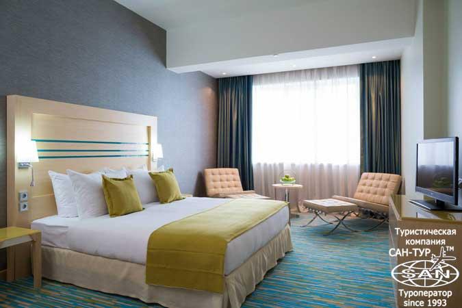 Фото отеля Riviera Sunrise Resort SPA Alushta 4*