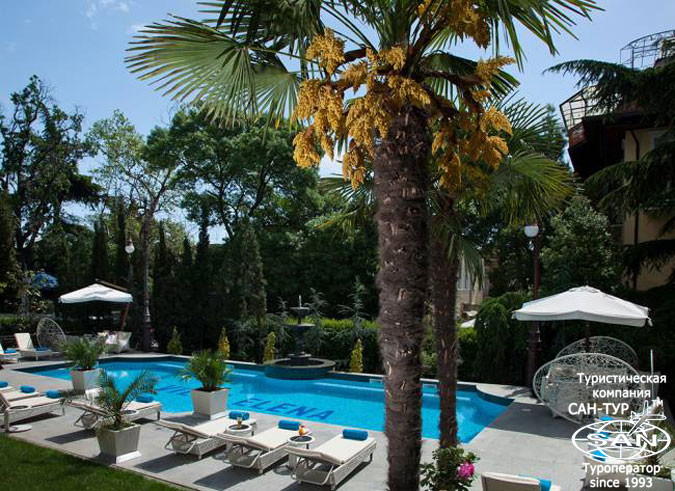Фото отеля Вилла Елена 5* Ялта