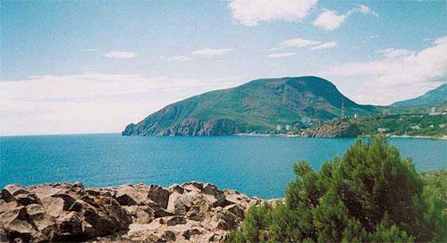 Отдых в пос. Партенит  - отдых в Крыму