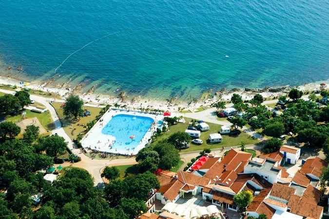 CAMPING NATURIST CENTER ULIKA 4* - отдых для нудистов в Хорватии от САН-ТУР