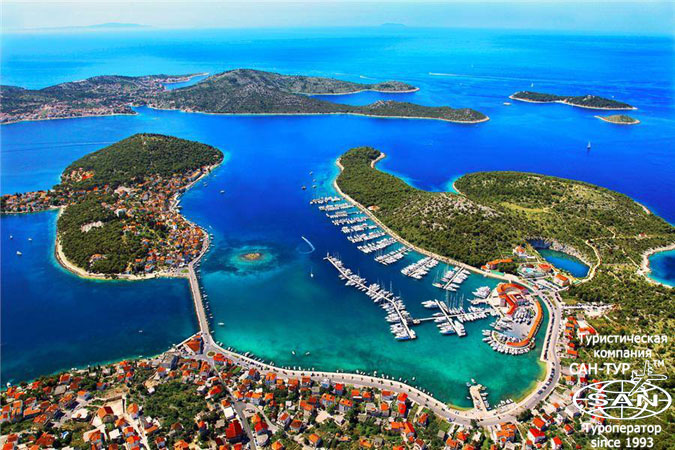 Новогодние туры в Хорватию