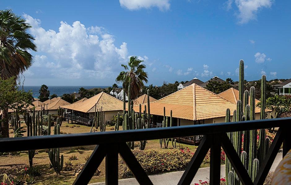 Отель PAPAGAYO BEACH  RESORT 4* - отдых в Кюрасао САНТУР Туроператор