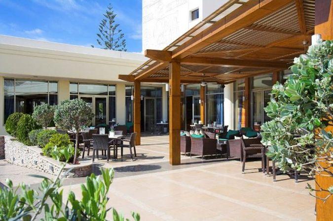 Отель HOTEL AJAX LIMASSOL 4* отдых на Кипре САН-ТУР