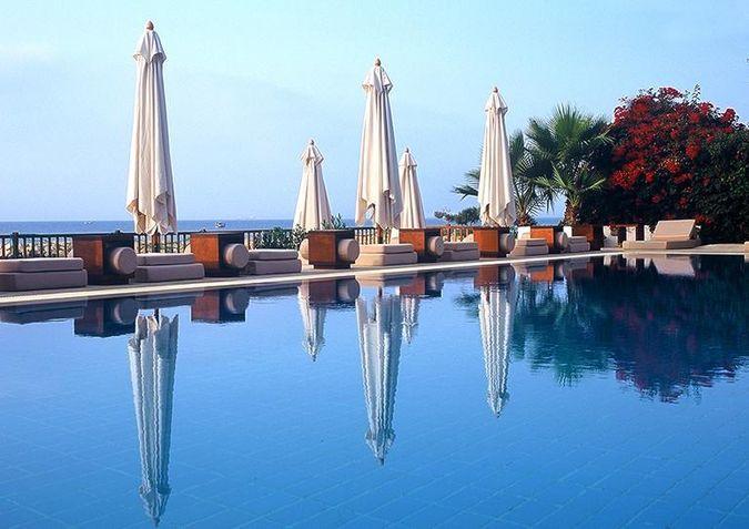 отель LONDA BEACH HOTEL 5* отдых на Кипре САН-ТУР