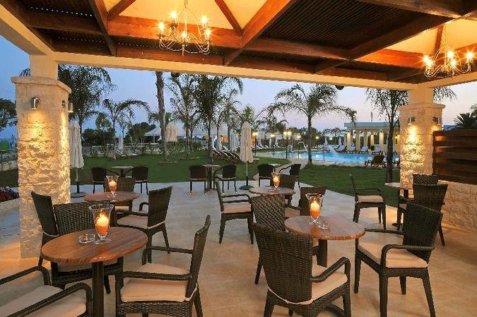 Отель OLYMPIC BAY HOTEL 4* отдых на Кипре САН-ТУР