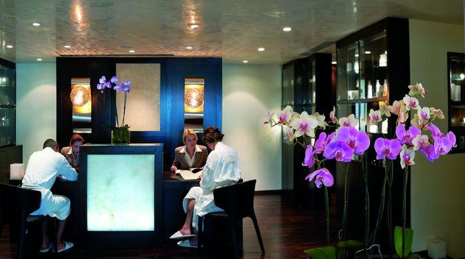 Отель AMATHUS BEACH HOTEL 5* отдых на Кипре САН-ТУР