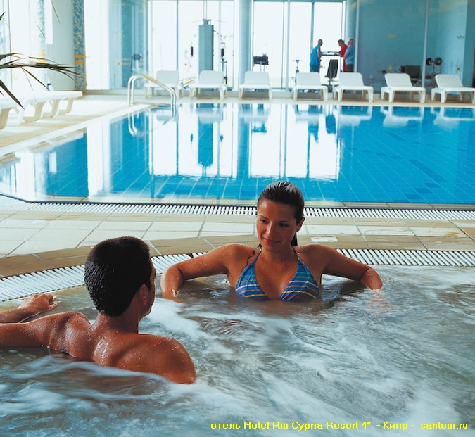 отель Hotel Riu Cypria Resort 4* - САН-ТУР