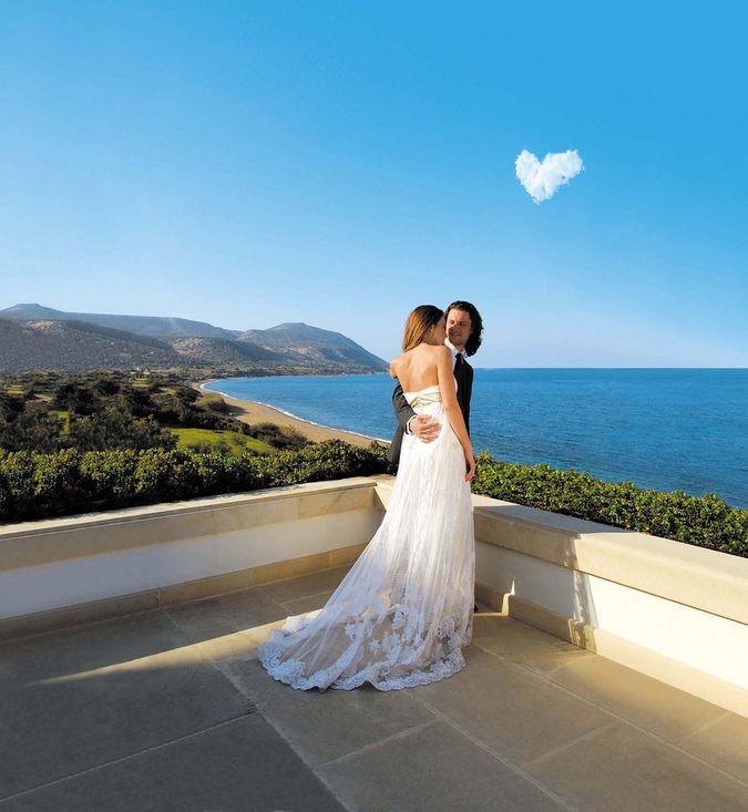 Cвадебные туры на Кипр