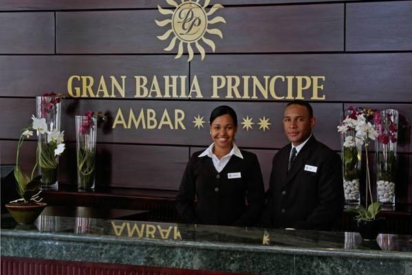 GRAN BAHIA PRINCIPE AMBAR 5*
