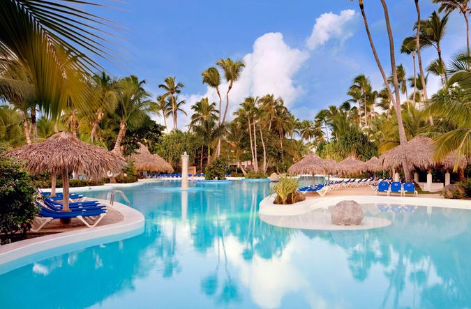 отель melia caribe tropical all inclusive beach golf resort 5