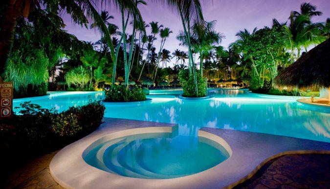 Отель MELIA CARIBE TROPICAL ALL INCLUSIVE BEACH GOLF RESORT 5* отдых в Доминиканской республике САН-ТУР