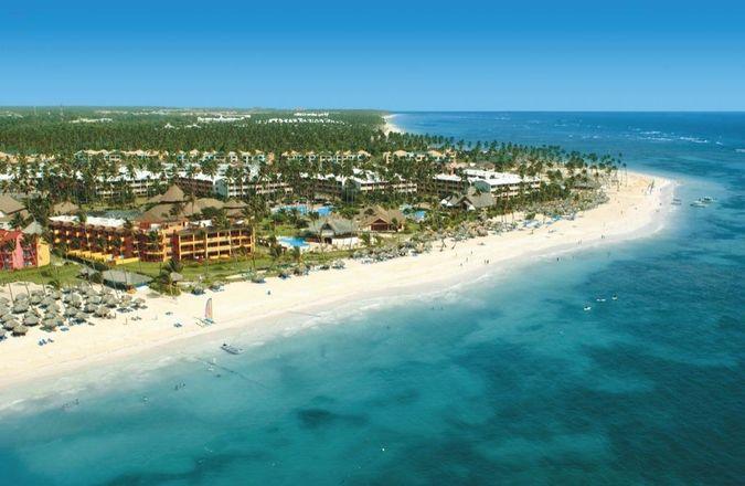 Vik Arena Blanca Cayena Beach All Inclusive The Best Beaches In