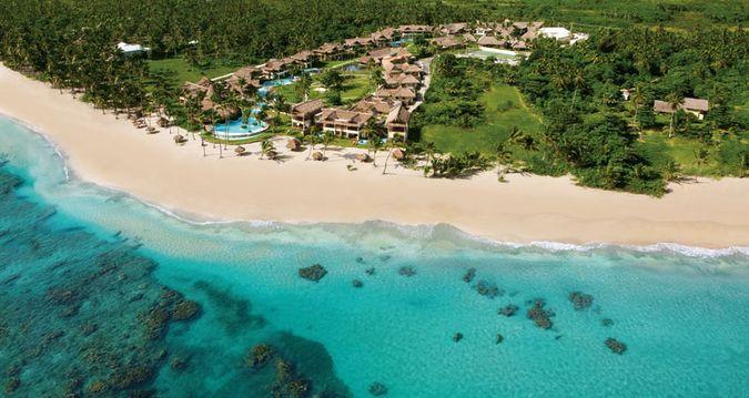 Отель ZOETRY AGUA PUNTA CANA 5* отдых в Доминиканской республике САН-ТУР