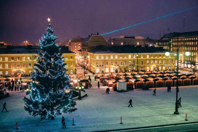 Сердце большого Хельсинки