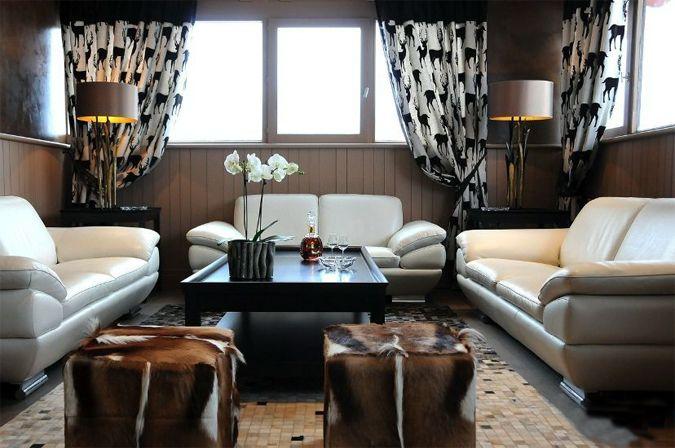 ALPES HOTEL DU PRALONG 5* отдых во Франции САН-ТУР