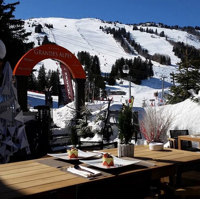 Фото отеля Grandes Alpes Private Hotel Spa 5*