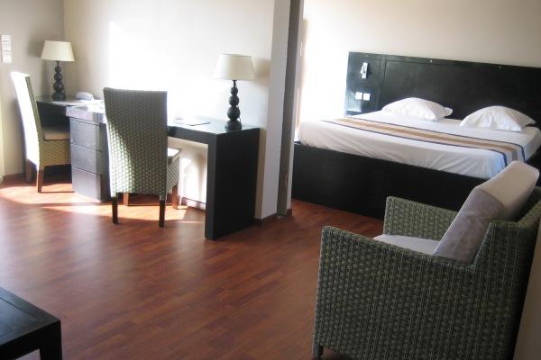 Нудистский отель Jardin d'Eden 4* Cap d'Agde Франция